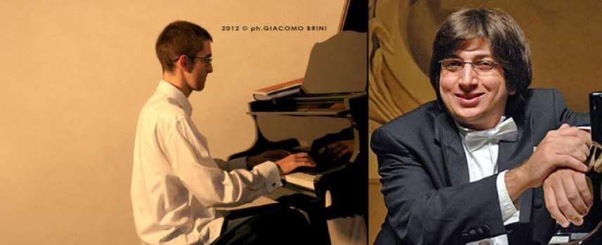 Il giovane pianista Samuele Piccinini in concerto al Teatro di Cagli