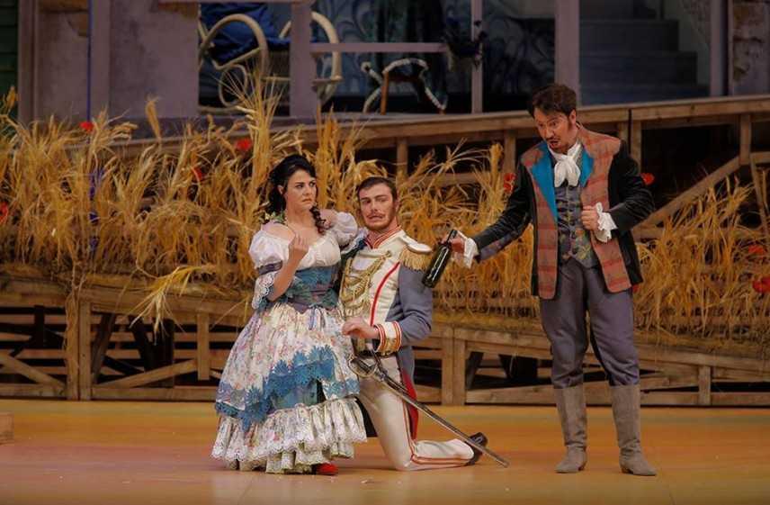 Cagliari, 'L'Elisir d'amore' conquista il pubblico del Lirico