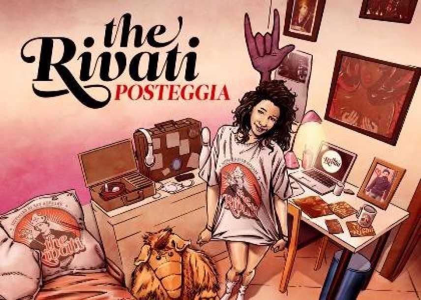 """TheRivati: è on line il nuovo videoclip """"Posteggia"""""""