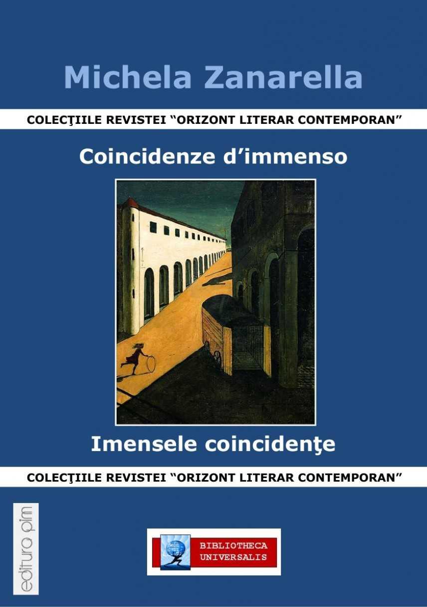 """La poesia di Michela Zanarella arriva in Romania con """"Imensele coincidenţe"""""""