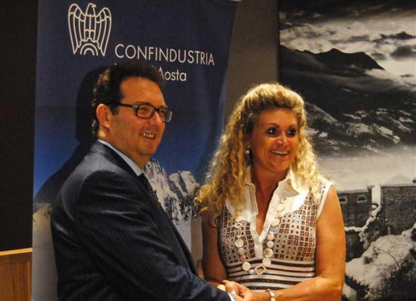 Confindustria VdA, il nuovo presidente è Paolo Giachino