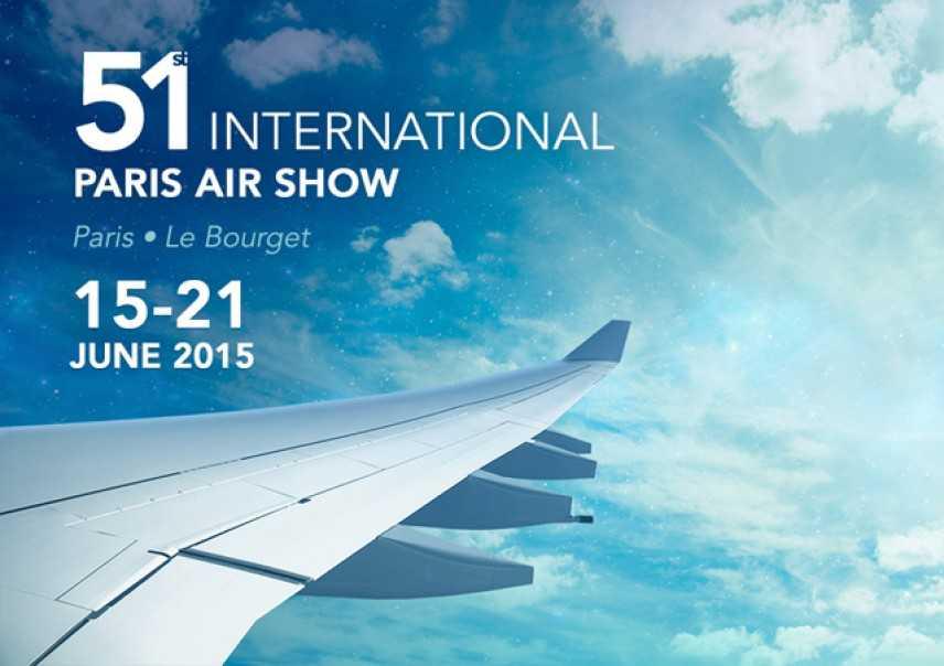 Marini, al Salone internazionale dell'aeronautica e dello spazio di Parigi