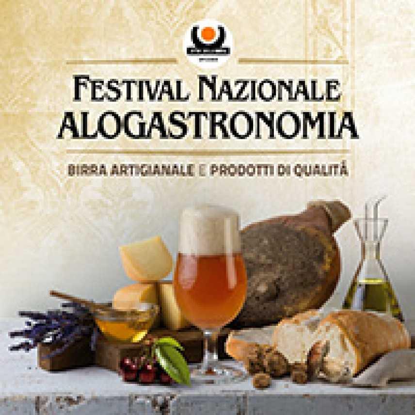 Festival Nazionale Alogastronomia - Birra Artigianale e Prodotti di Qualità