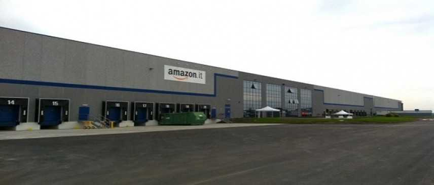 Amazon Italia apre le porte ai visitatori