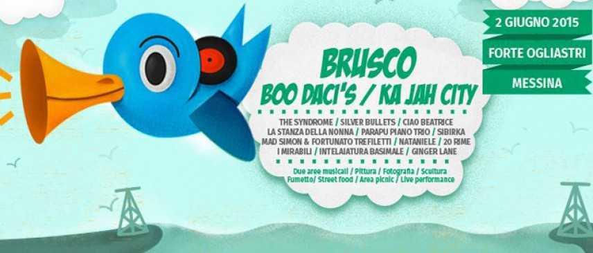 Arriva il LovMe Fest, il 2 giugno al Forte Ogliastri di Messina