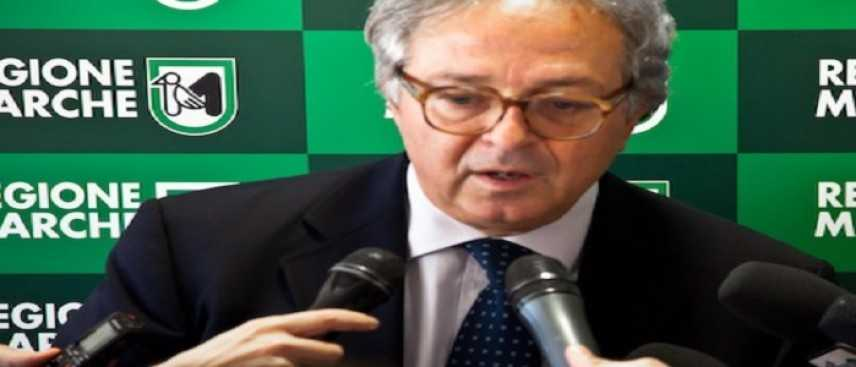 """Marche, Pd chiede sfiducia governatore Spacca """"accecato da delirio onnipotenza"""""""