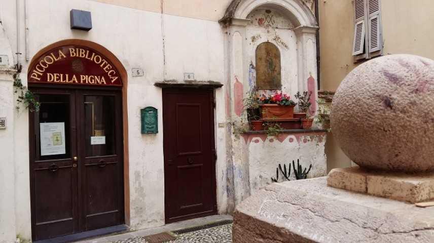 """La """"Pigna"""" di San Remo, storia e cultura millenarie in riva al mare"""