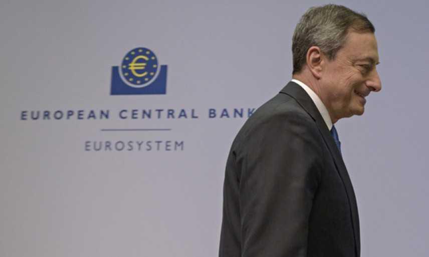 Bce, Draghi: «prospettive di crescita più favorevoli»