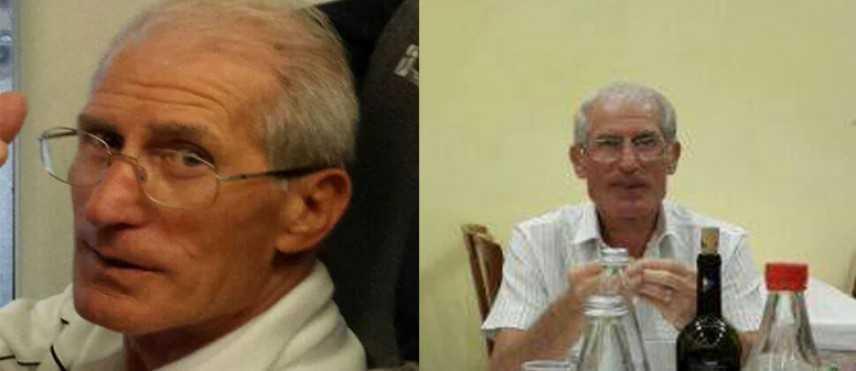 Torino: si cerca il 73enne Pasquale Colosimo