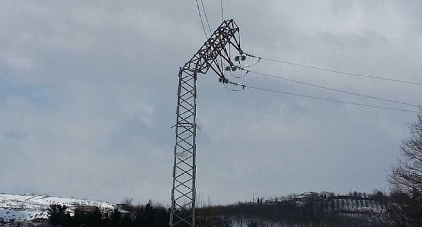 Abruzzo maltempo, in arrivo gruppo elettrogeni a 10mila utenze