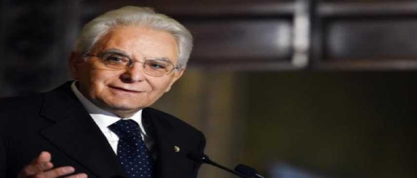 """Mattarella: """"Senza le donne l'Italia sarebbe più povera e più ingiusta"""""""