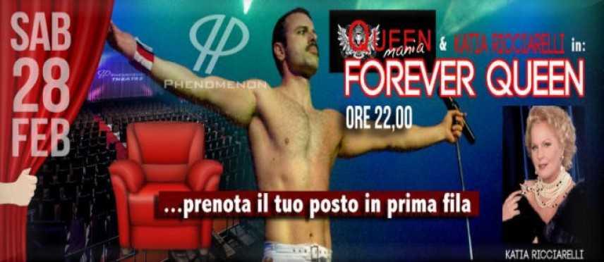 """Queen Mania & katia Ricciarelli insieme per lo spettacolo """"Forever Queen"""""""