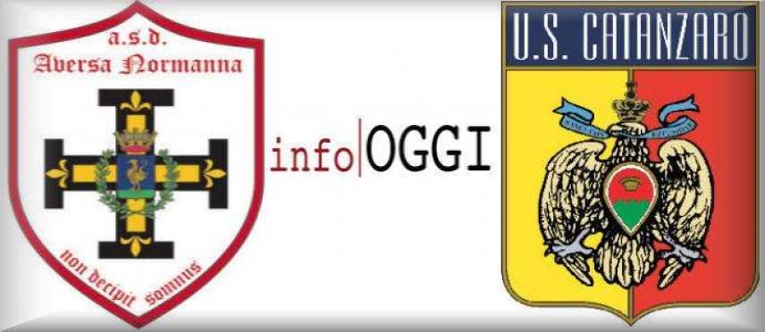 Aversa Normanna-Catanzaro 3-0, i granata asfaltano i giallorossi [VIDEO]