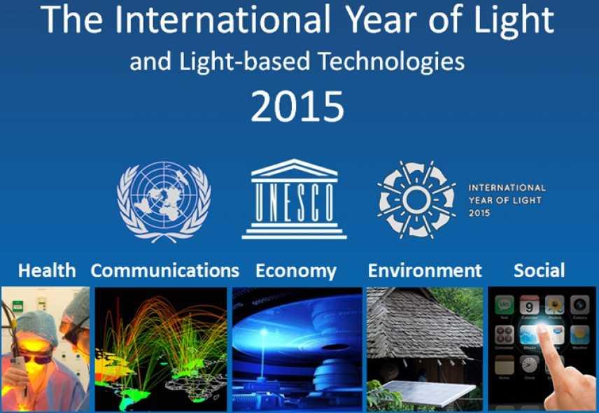 Anno della Luce, IYL 2015: Cerimonia inaugurale a Torino - diretta streaming