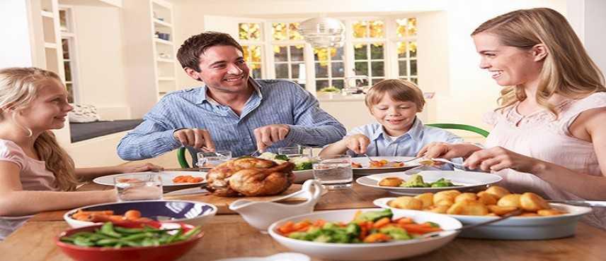 Consumi, Coldiretti: 2,5 mln di famiglie mangiano sempre insieme