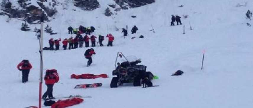 Aosta: scialpinista morto travolto da una valanga