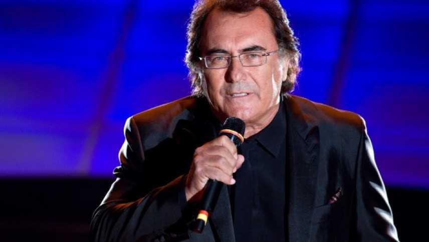 Albano in concerto a Matera