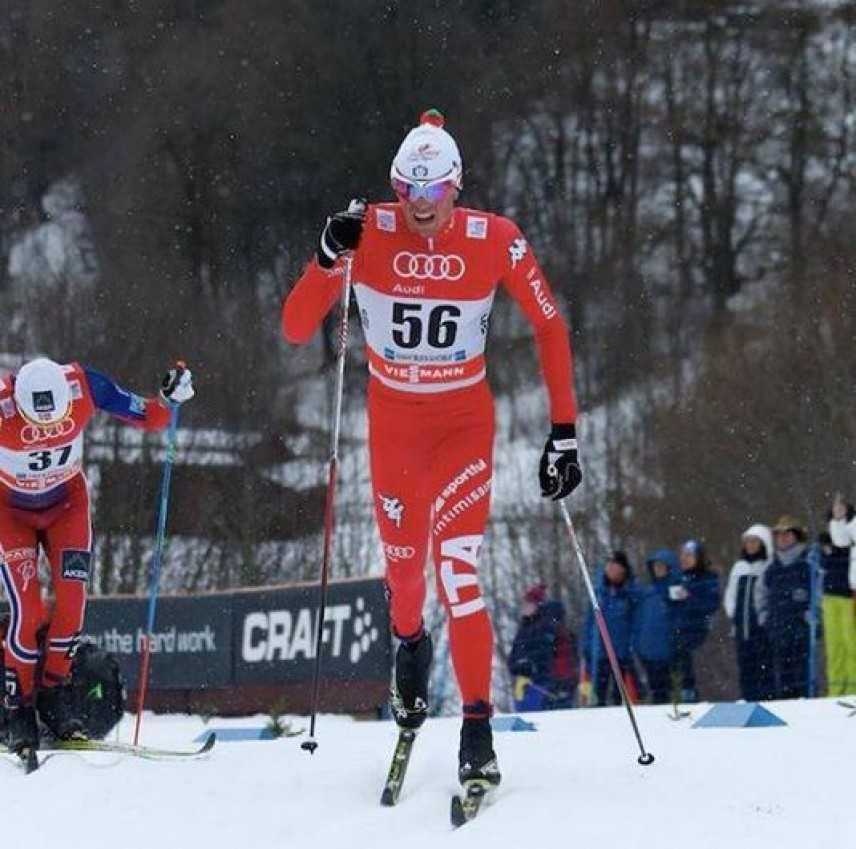De Fabiani orgoglio valdostano: rimonta da 56esimo a settimo nel Tour de Ski di Oberstdorf