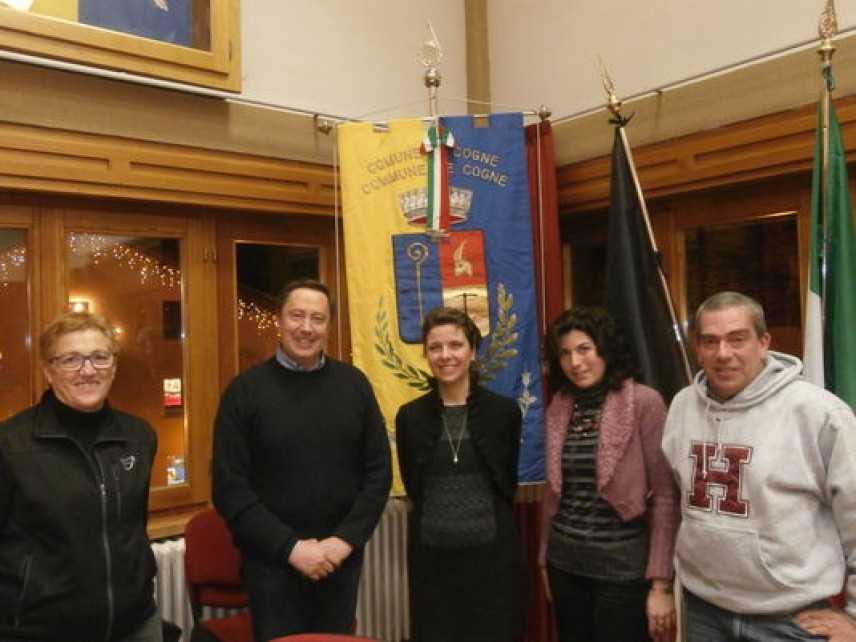 """Cogne, si è concluso il premio letterario """"Una storia del mio paese""""; vince Silvia Cristina Nossa"""