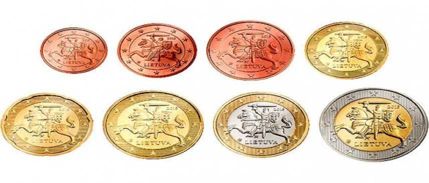 La Lituania entra nell'Euro: è il 19esimo stato membro