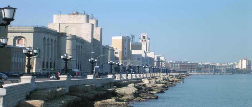 Ripartono le opere pubbliche a Bari con il piano 2015-2017