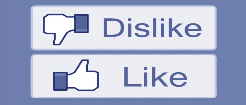 """Facebook annuncia il bottone """"Non mi piace"""" """"Dislike"""""""