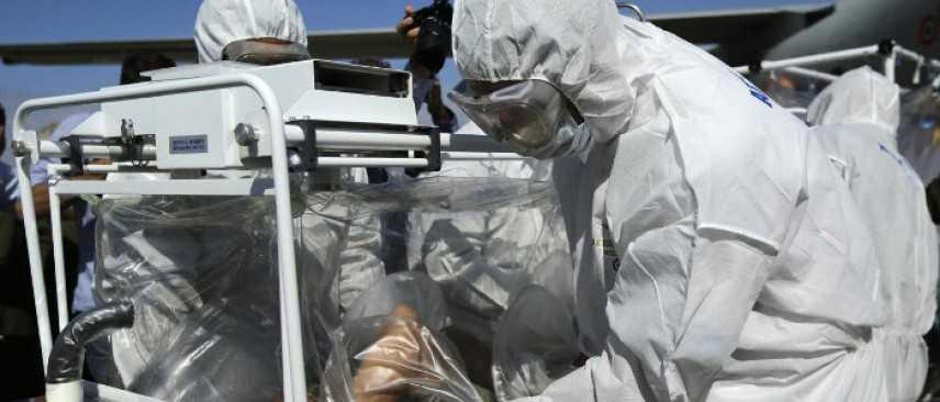 Ebola, la degenza del medico ricoverato a Roma giorno per giorno