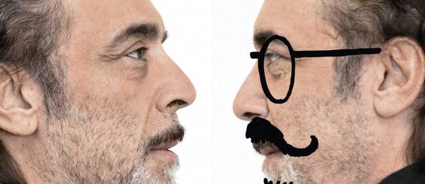 """""""La mia autobiografia (70% vera 80% falsa)"""", intervista esclusiva a Nino Frassica"""