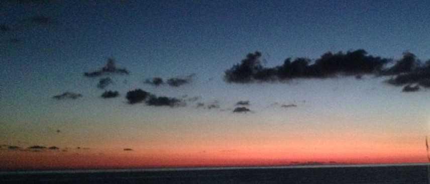 Ed è subito sera: poesia senza tramonto