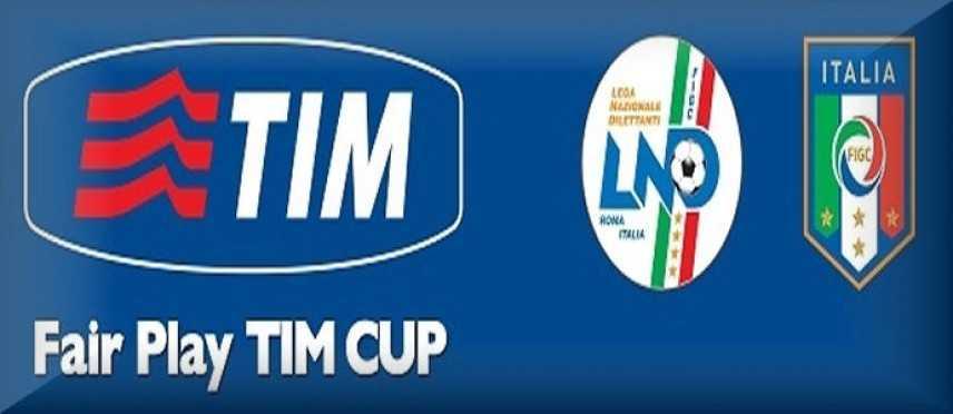 Calcio - TIM e Lega Nazionale dilettanti: al via in Abruzzo la 'Fair Play Tim Cup'