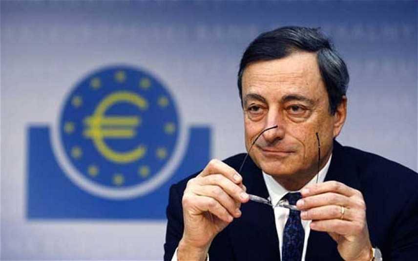 "Bce, per Draghi situazione inflazione sempre più difficile. ""Improbabile forte ripresa"""