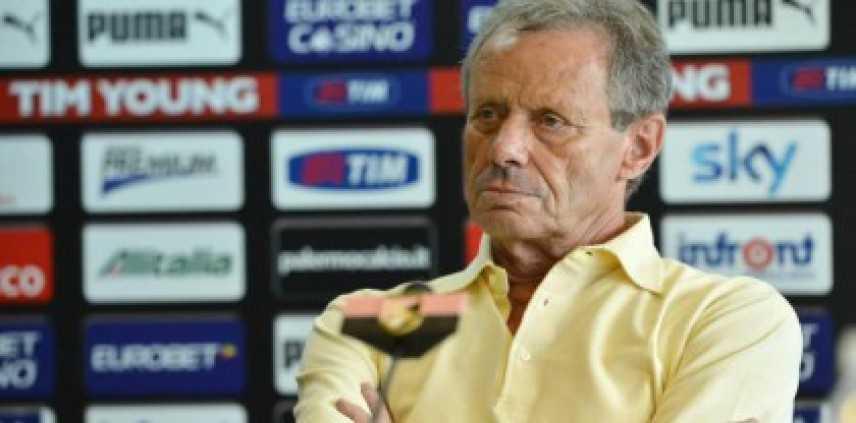 Zamparini elogia il suo Palermo, ma il suo problema rimane sempre il nuovo stadio