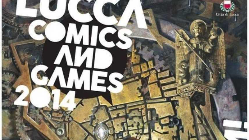 Lucca Comics & Games 2014: straordinario successo anche quest'anno per il Festival Internazionale