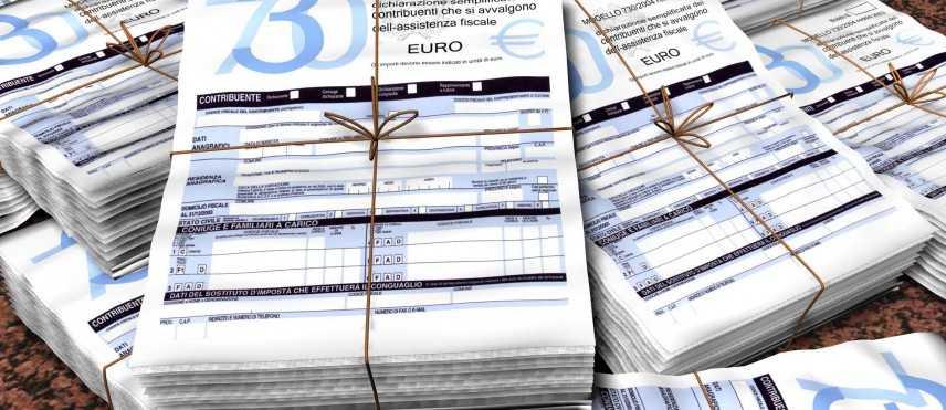 Fisco, il governo approva il 730 precompilato