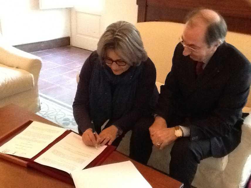 A Matera un protocollo per  unire il Mediterraneo