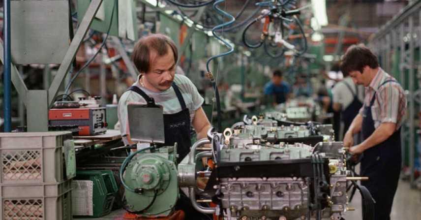 Alt della Germania, calo degli ordini dell'industria: -4,1% su base annua