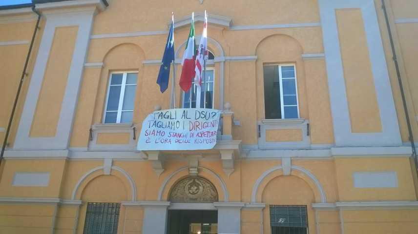 Pisa: studenti chiedono risposte al DSU per il problema della questione abitativa