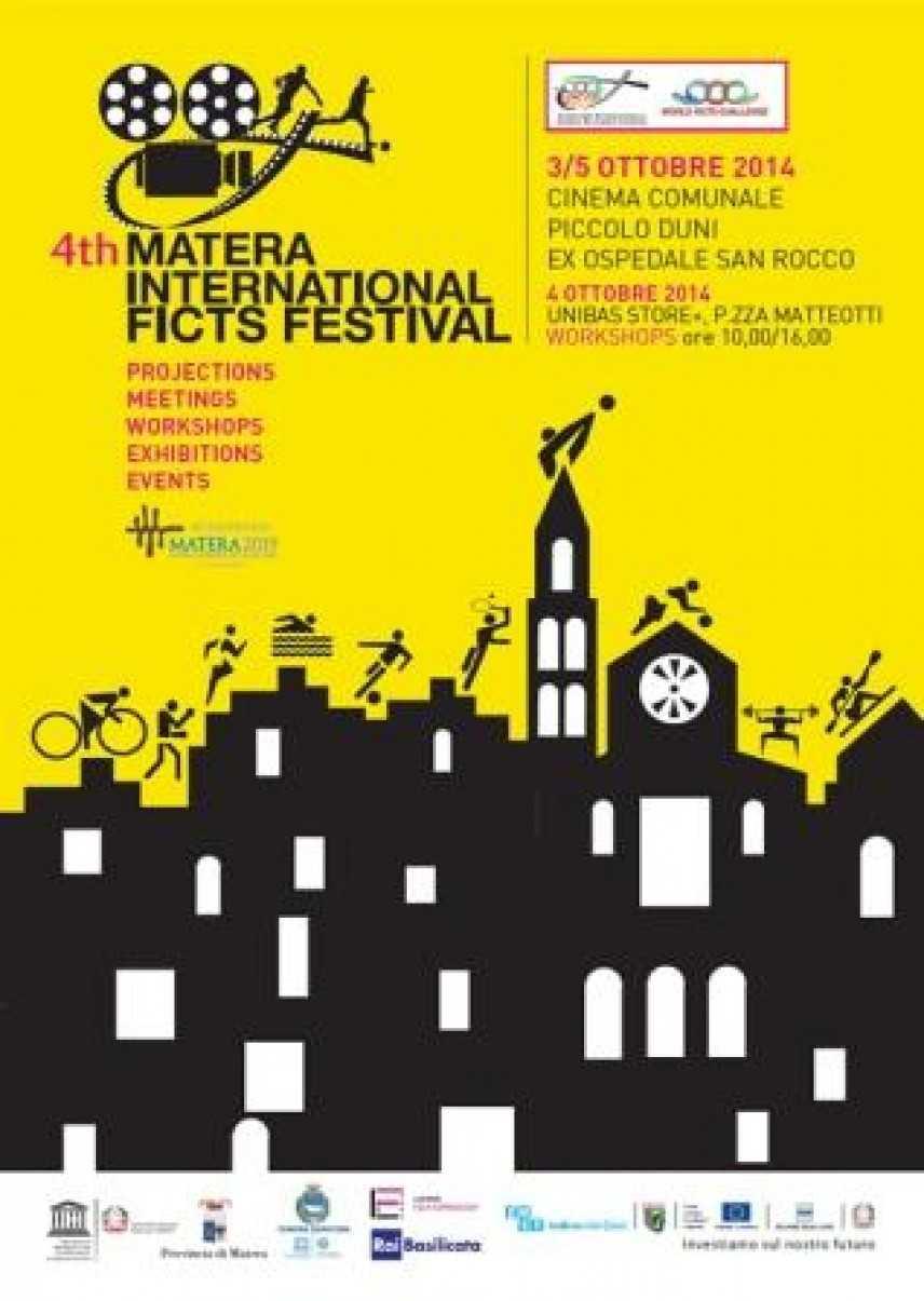International Ficts Festival nella città dei Sassi