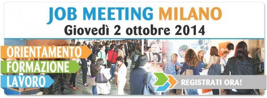 AFOL Milano: il 2 Ottobre Job Meeting tra giovani e aziende nel confronto tra domanda e offerta