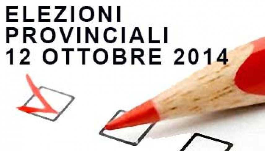 Rinnovo Province, è attesa per il 12 ottobre. Ecco tutti i candidati