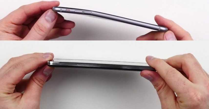 "Iphone 6 Plus, parte l'ironia ""bendgate"": lo smartphone in tasca si piega"