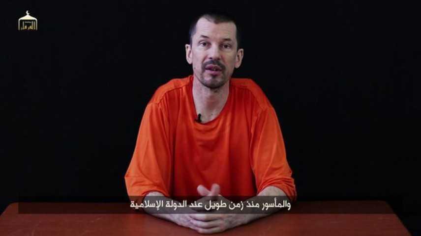 Isis, nuovo video dell'ostaggio John Cantlie