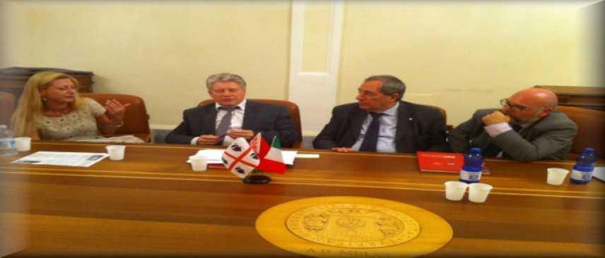Giunta alla conclusione la visita del Ministro dell'Istruzione della Bielorussia in Sardegna