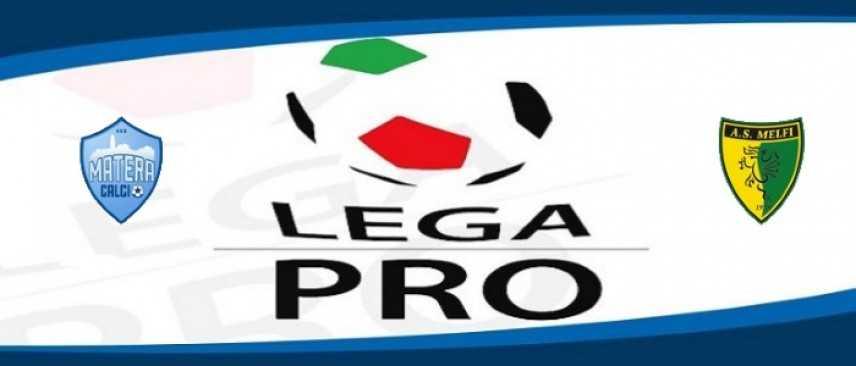 Calcio: esulta il Matera, male il Melfi. Ma quanti gol!