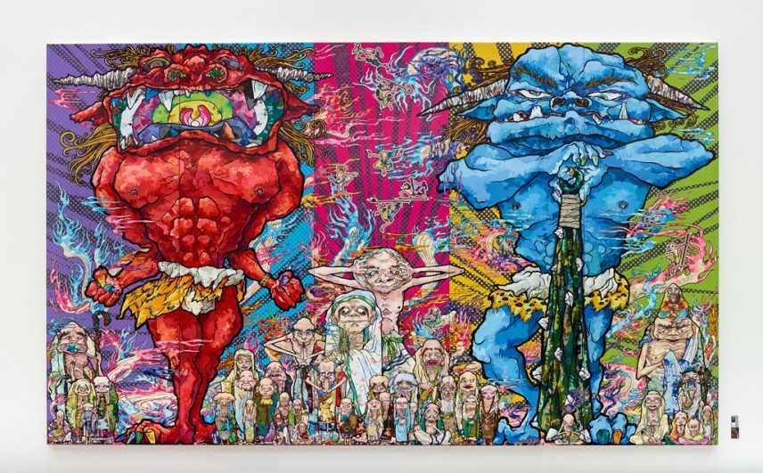 In Art - L'universo di Takashi Murakami