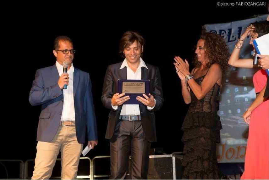 InfoOggi Pandora: la premiazione ad Anton Giulio Grande ha aperto la I Edizione del Premio
