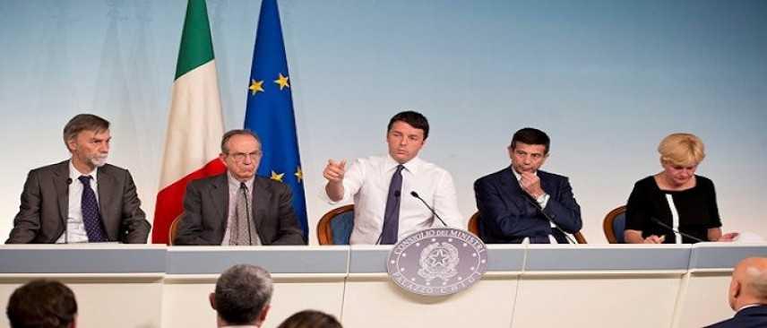 """Lo Sblocca Italia vale """"solo"""" 1,2 miliardi di Euro"""