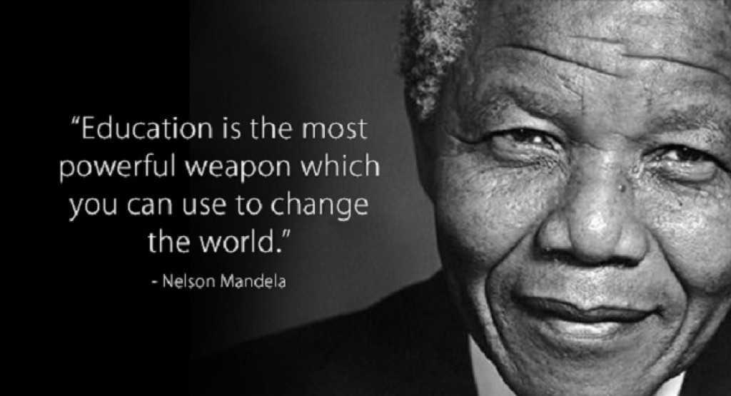 Nelson Mandela Frasi Celebri Ed Aforismi Famosi Per Ricordare Il