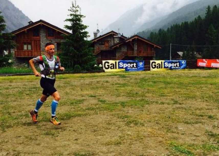 Gran Paradiso Trail, ennesima vittoria per Dennis Brunod