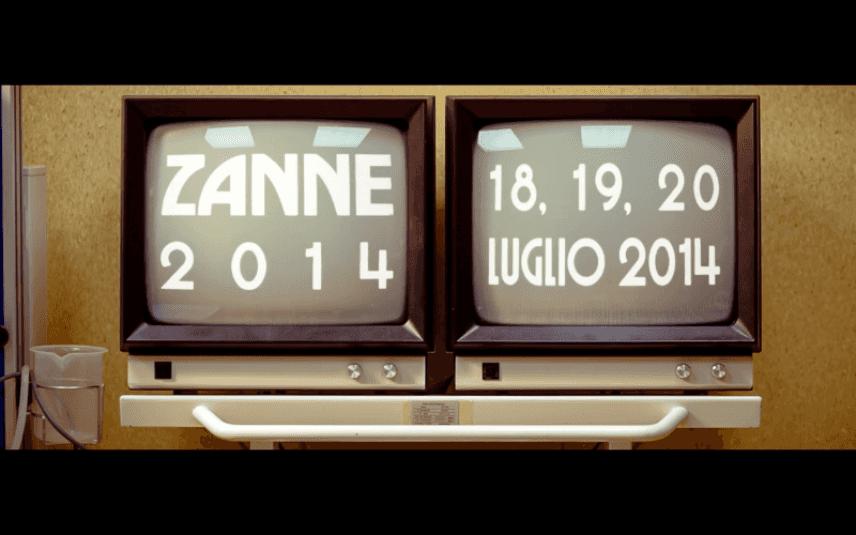 Zanne 2014: online il promo del Festival catanese